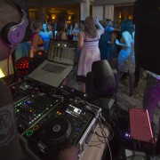 DJ Fred in actie 2