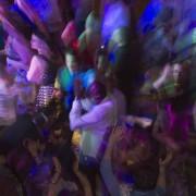 Happy People on the dancefloor