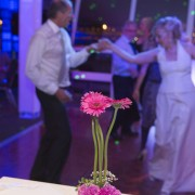 Nice picture of the bride dancing