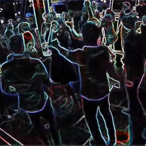 Ambiance op de dansvloer