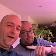 DJ Fred Verhoeven en Sven Ornelis